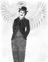 Tramp Angel by vaudeville-comedy