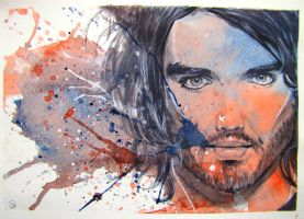 Russell Brand by SmallButWise