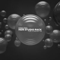 Cinema4D - HDR Pack by SUPRALYNX