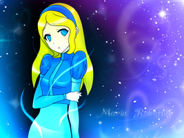 Maria Robotnik: Heaven. by icefatal
