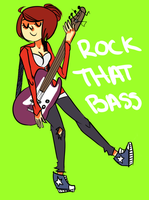 indie rock n roll for me by TheRiks