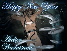 Happy New Year! by wave-lens