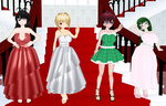 Alignment You! You! girls formal by quamp
