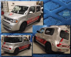 Nissan Cube by Samholy