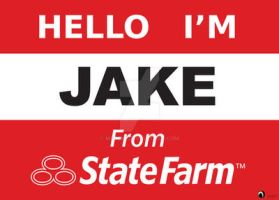 Jake from state farm by medek1