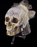 Bride Skull 2 by bchurch