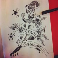 Death Before Dishonor by Nonslid