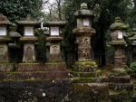 japan -- stone lanterns by emma510