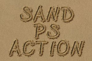 action sand text PL ENG by Ola55