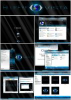 BlueEye Vista Aero Theme 32bit by UkIntel