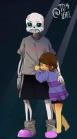 Undertale by fly4level
