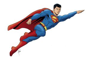 Superman by MikeMahle