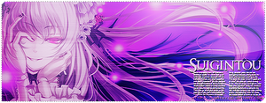  Clase OO1  Suigintou by xKaathy