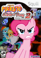 Pinkuto: Clash of Pony Revolution 2 by nickyv917