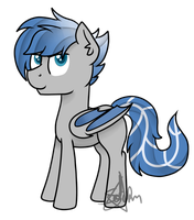 RQ Redesign Cold Snap by SaturnStar14