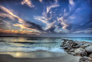 Arabian Gulf 1 by Hamrani