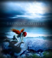 Tribute to Blue by bcamelier