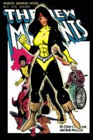 Classic Moonstar of the New Mutants by RWhitney75
