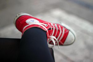 Walk in my shoes. by MUA-Maano