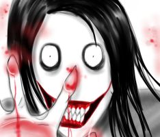 Jeff the Killer prize by LadyoftheGeneral