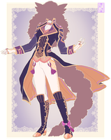 :Comm: Outfit for Ascherune by MMtheMayo