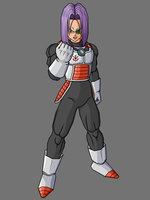 King Trunks By KingCrackRock by kingcrackrock