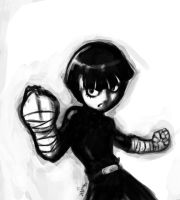 Rock Lee OC by gts
