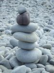 Pebble tower by JDS-photo
