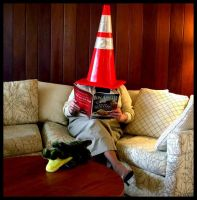 Cone Portraits - Terry - Mom by sillylittleidiot