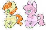 CLOSED - Shipping Adopts by Carnivvorous