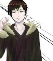 Izaya by pokeguin