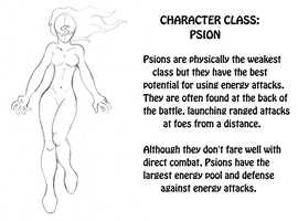 Supreme Character Class - Psion by Trueform