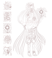 CYOP Adopt Auction - Angelic Rose {CLOSED} by S-Attack