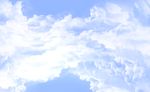 MMD Skydome by amiamy111