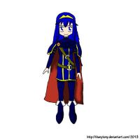 Just Lucina by ThanyTony