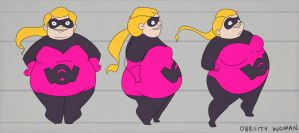 JAC: Obesity Woman Turnaround by Che-Crawford