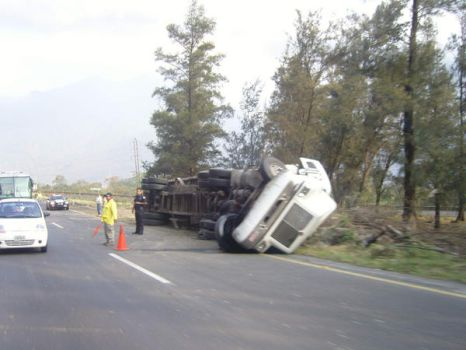 Way Accident by omish