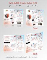 campaign brochure by moslima