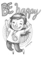 BE HAPPY by lorain05