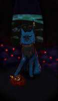 Bad Kittie~ by FrostStormClaw