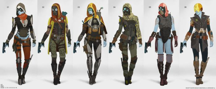 Bounty hunter variations by NikolayAsparuhov