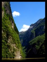 Mexico - Sumidero canyon by lux69aeterna