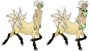 Centaur Boy-Tropical Breeze {Custom} by PhloxeButt