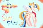 DTAentry: Sun Flare by karsisMF97