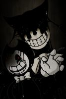 Bendy the Friendly Demon by Grimmixx