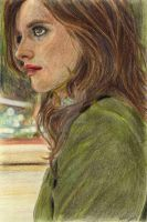 Kate Beckett by StandsWithAPencil