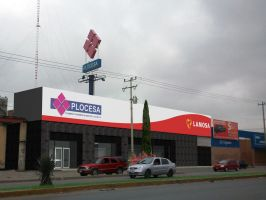 .plocesa.exterior. by chelox