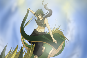 Dragon Tamer Shino by xYorutenshi