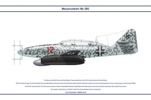 Me 262 NJG11 1 by WS-Clave