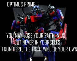 Optimus Prime Wallpaper 5 by Lordstrscream94